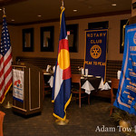 Gilpin Rotary Club meeting was held in the Fortune Valley Casino in Central City, Colorado.