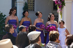 Audrey&#039;s bridesmaids